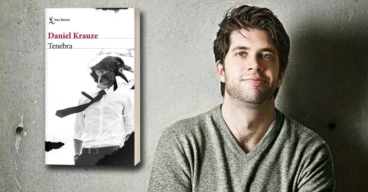 """Daniel Krauze explora la jungla del poder en su novela """"Tenebra"""""""