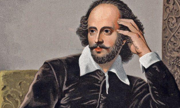 Vida y muerte de William Shakespeare, en el día interncional del libro
