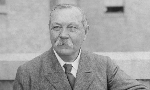 Arthur Conan Doyle y Sherlock Holmes