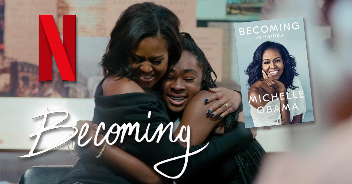 La vida de Michelle Obama llega a Netflix