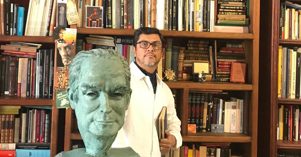 El Librero de Sergio Peraza