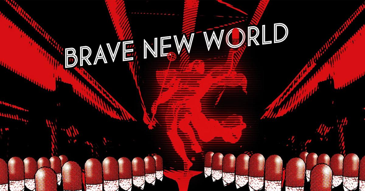 """El clásico de Aldous Huxley, """"Un mundo feliz"""" será serie"""