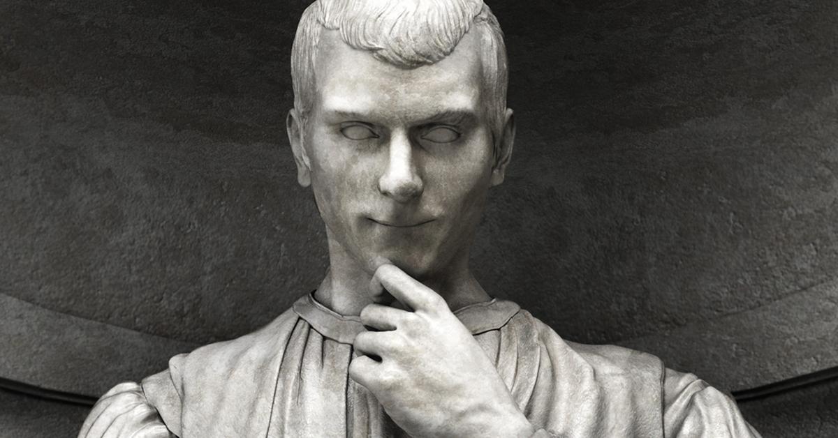 La estratégia de Maquiavelo