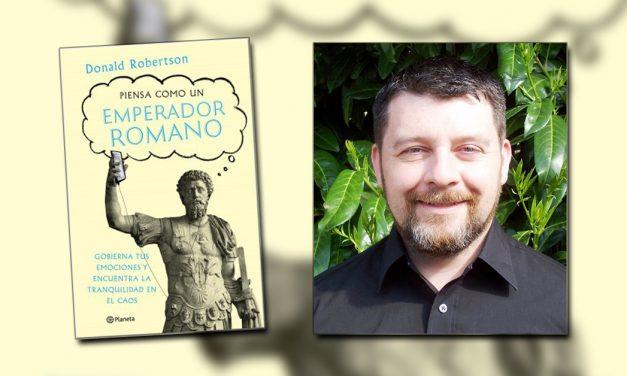 """Encuentra la tranquilidad en el caos con: """"Piensa como un Emperador Romano"""""""