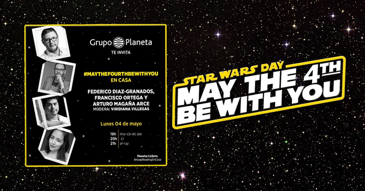 Día de Star Wars, una conversación desde una galaxia muy lejana