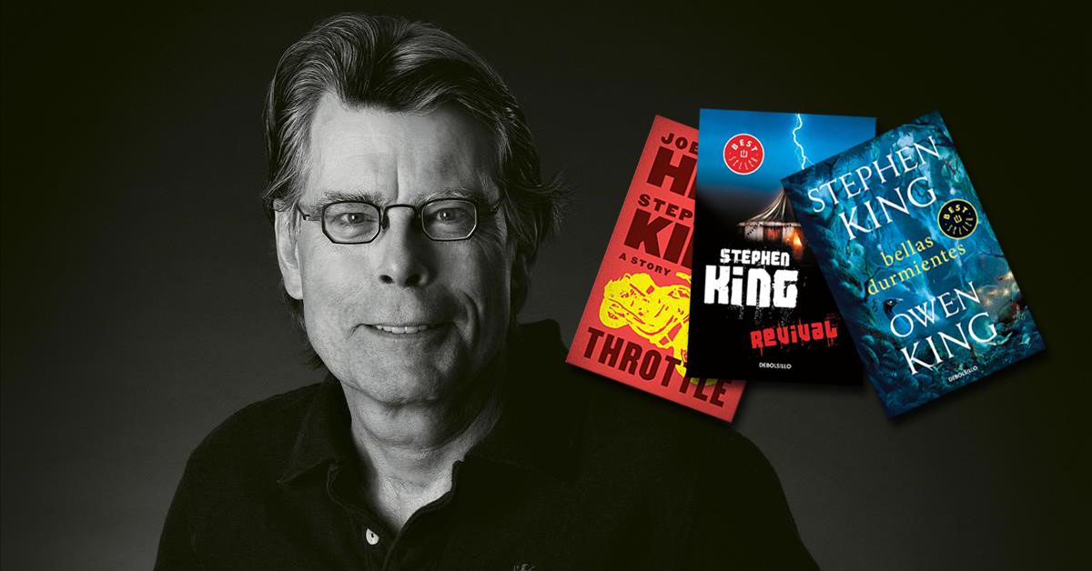 Nuevas adaptaciones de Stephen King