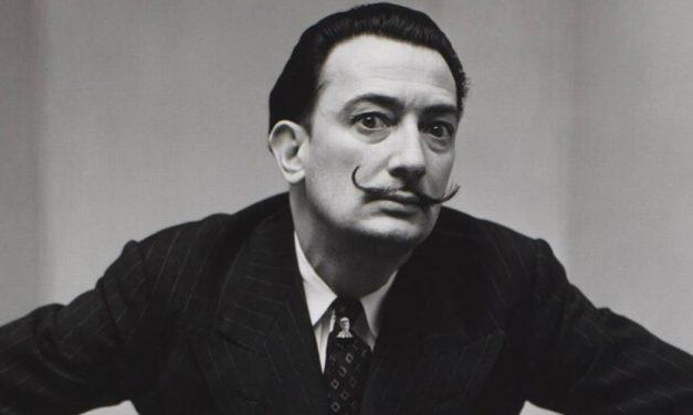 Dalí, el excéntrico