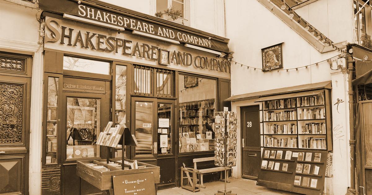 """""""Shakespeare and Company"""", un refugio para intelectuales"""