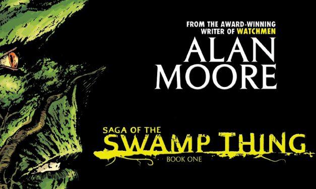 La saga de 'The Swamp Thing'