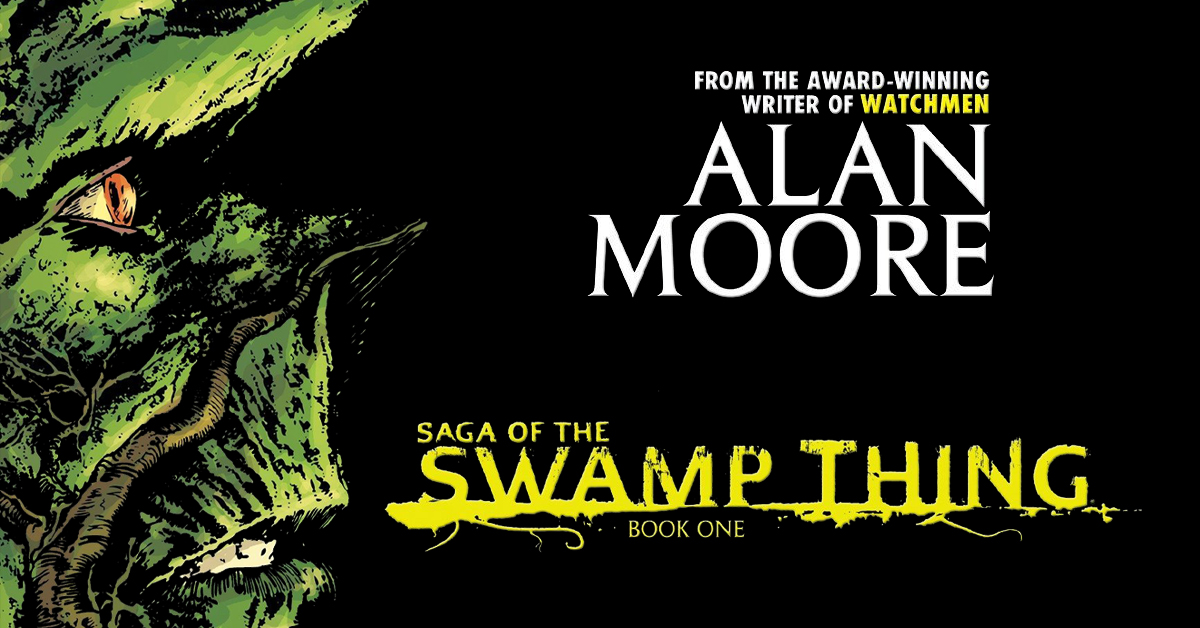 La saga de 'The Swamp Thing'