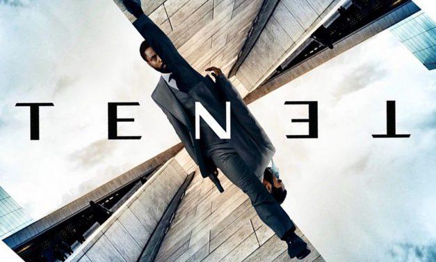 """""""Tenet"""", la nueva cinta de Christopher Nolan tendrá libro"""