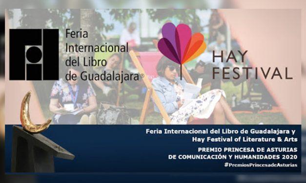 La FIL Guadalajara y el Hay Festival ganan el Princesa de Asturias de Comunicación y Humanidades