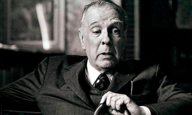 El ecléctico Jorge Luis Borges