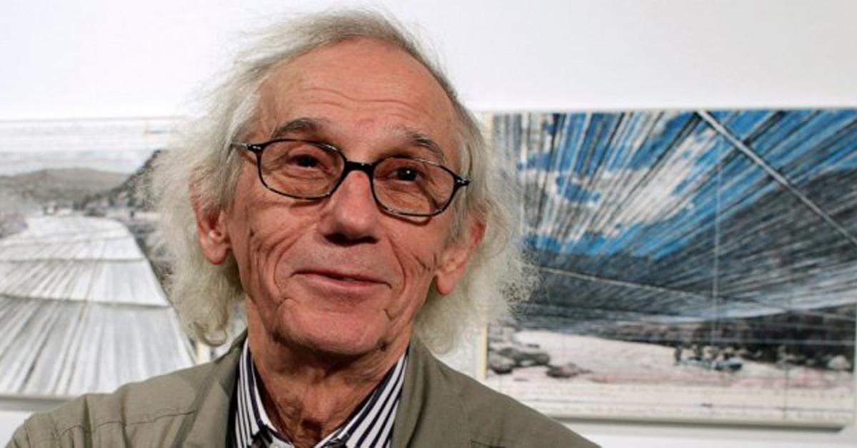 Fallece Christo, el artista de las obras monumentales