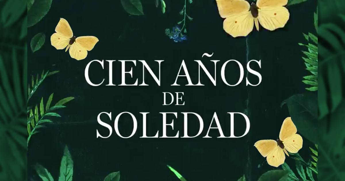 """A la espera de la serie de """"Cien años de soledad"""", se revela corto basado en la novela"""