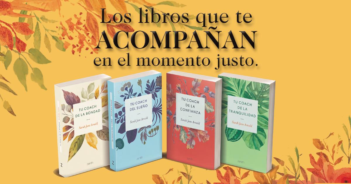 Libros que te acompañan en el momento justo