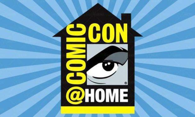 Comic Con online y gratis para todos