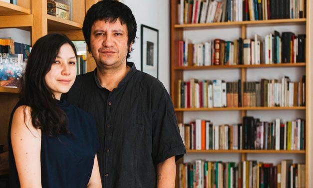 El librero de Jazmina Barrera y Alejandro Zambra