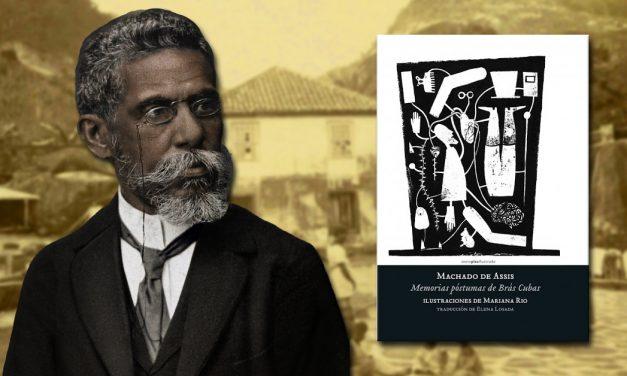 """Memorias póstumas de Blás Cubas"" de Machado de Assis, éxito de ventas en Estados Unidos"