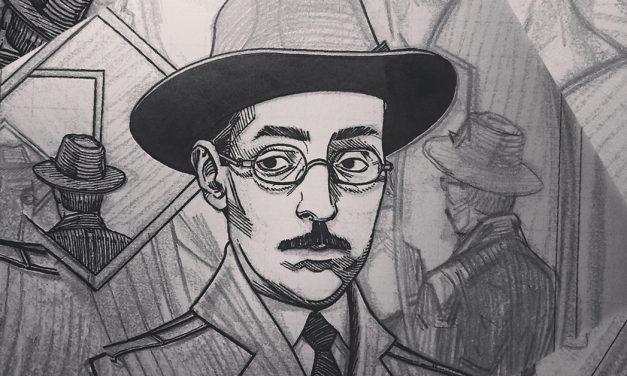 El baúl de Fernando Pessoa