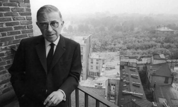 Sartre y su sabiduría