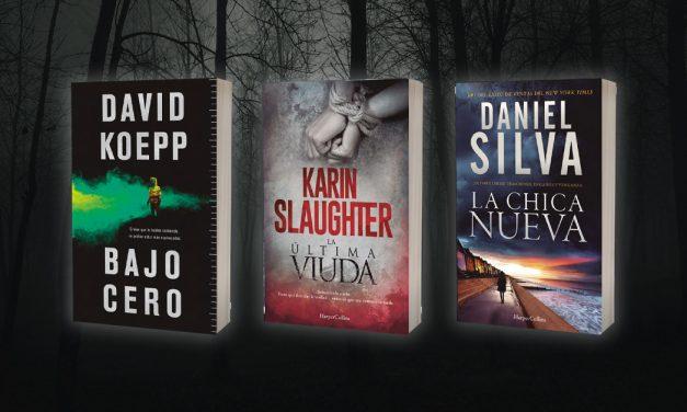 Suspenso al límite, cortesía de HarperCollins