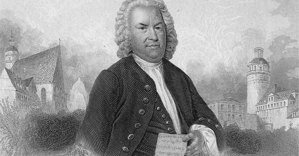La muerte de J. S. Bach