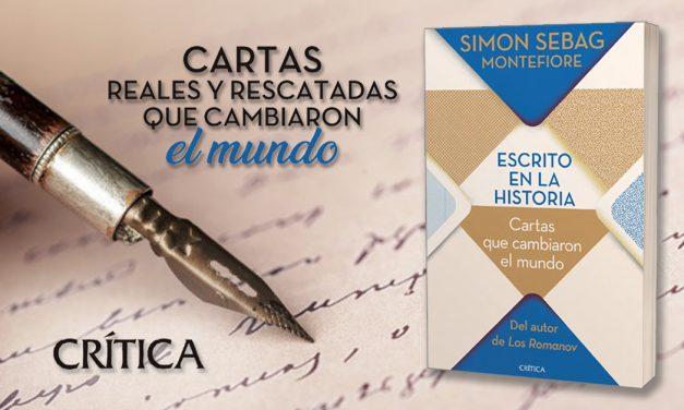 Las cartas que cambiaron al mundo, un registro de historia