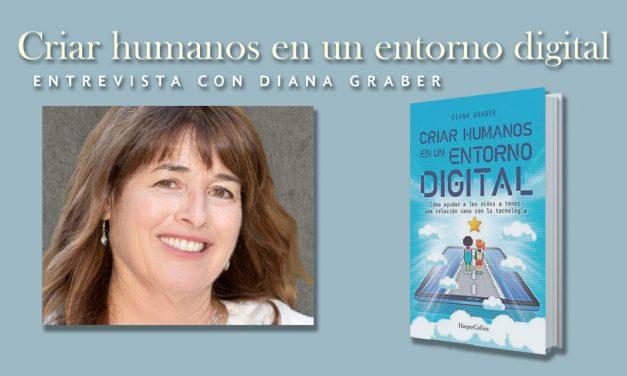 Criar humanos en un entorno digital: entrevista con Diana Graber