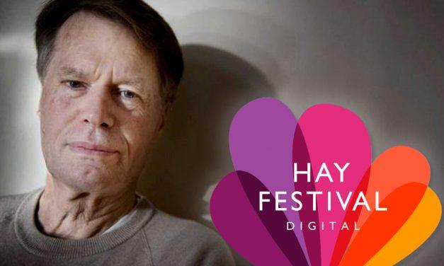 Hay Festival Digital con Jean-Marie Gustave Le Clézio