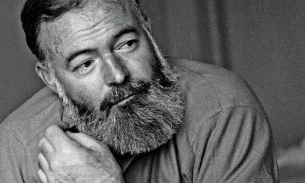 Ernest Hemingway y el legado que dejó