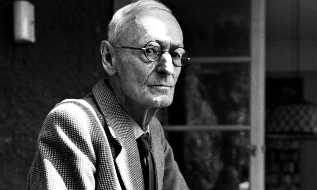 La afición por la pintura de Hesse