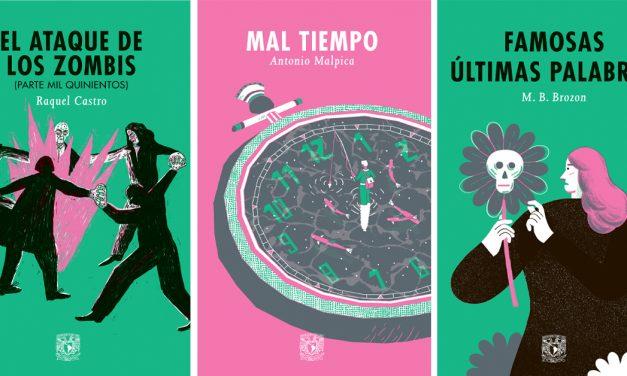 La UNAM trae para ti fantasmas, zombis y viajes en el tiempo