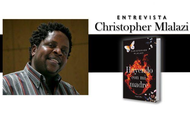 """""""Huyendo con mi madre"""", entrevista a Christopher Mlalazi"""