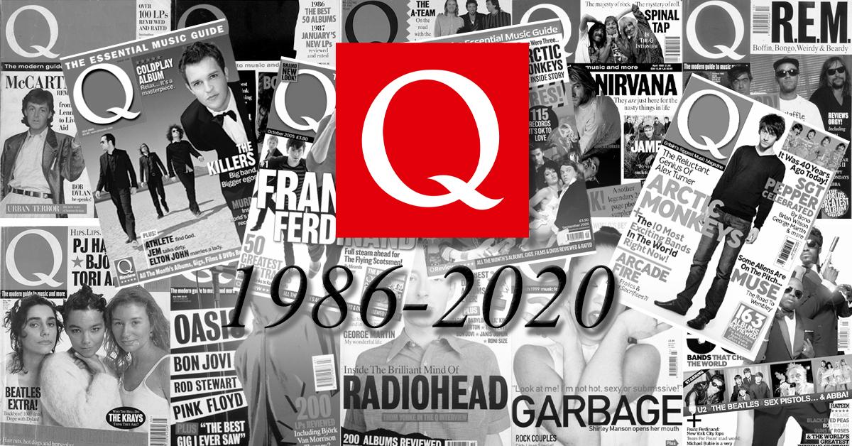 Q Magazine llega a su final