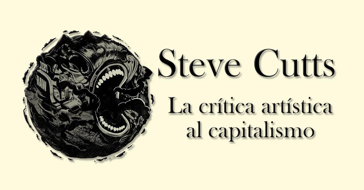 Steve Cutts: La crítica artística al capitalismo