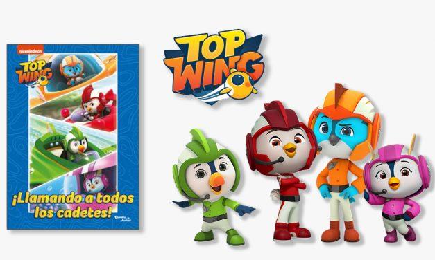 Aventuras y mucho color con Top Wing