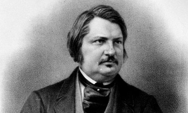 Balzac, el insaciable