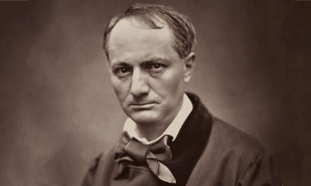 Baudelaire y su afortunada decadencia