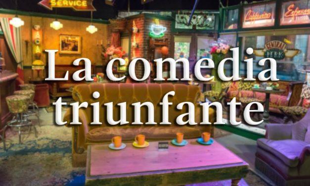 La comedia triunfante