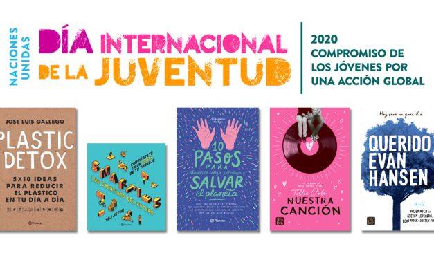 Recomendaciones por el Día Internacional de la Juventud