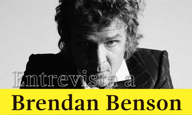 Entrevista a Brendan Benson