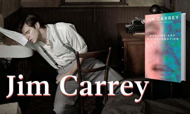 """Jim Carrey: """"Memoirs and Misinformation"""""""