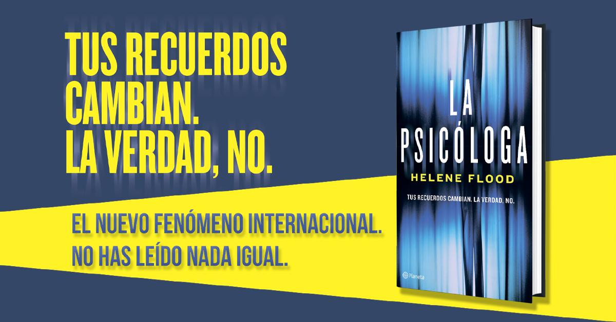 """""""La psicóloga"""": cuando los recuerdos cambian, la verdad no"""