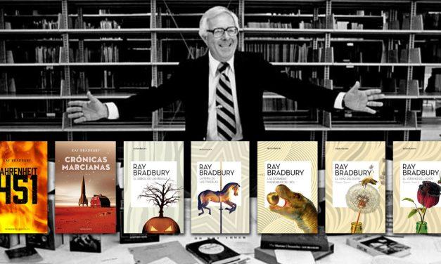 Minotauro te invita a celebrar el centenario de Ray Bradbury