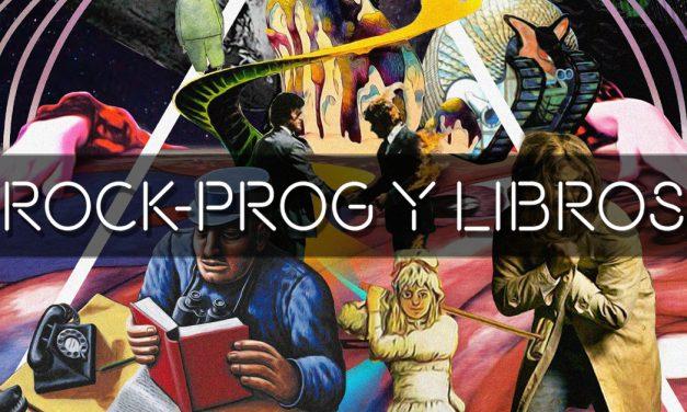 Prog-Rock y Libros (Carta editorial Revista Lee+ 136)
