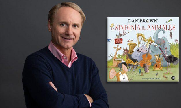 """Dan Brown debuta en la literatura infantil con """"La sinfonía de los animales"""""""