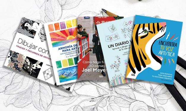 5 libros para alimentar tu creatividad