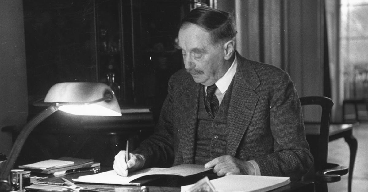 El perseguido H.G. Wells