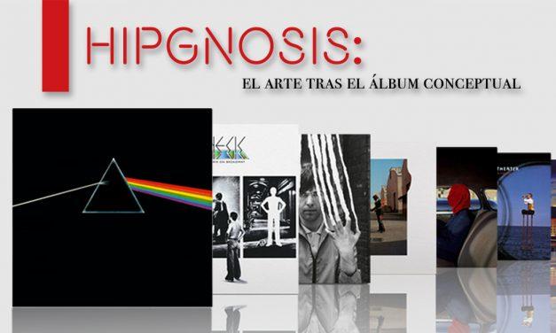Hipgnosis: el arte tras el álbum conceptual
